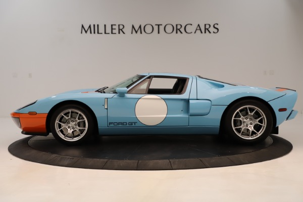 Used 2006 Ford GT for sale Sold at Aston Martin of Greenwich in Greenwich CT 06830 3