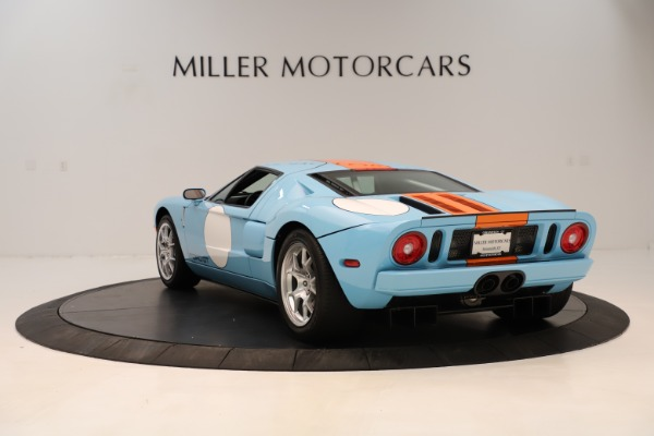 Used 2006 Ford GT for sale Sold at Aston Martin of Greenwich in Greenwich CT 06830 5