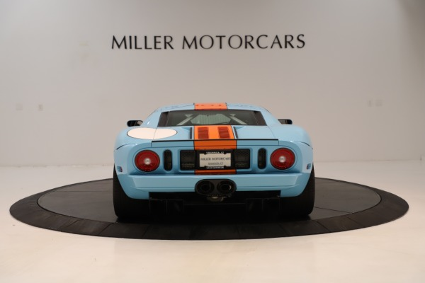 Used 2006 Ford GT for sale Sold at Aston Martin of Greenwich in Greenwich CT 06830 6