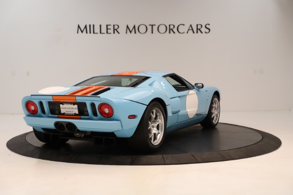Used 2006 Ford GT for sale Sold at Aston Martin of Greenwich in Greenwich CT 06830 7