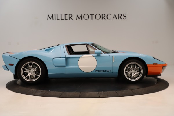 Used 2006 Ford GT for sale Sold at Aston Martin of Greenwich in Greenwich CT 06830 9
