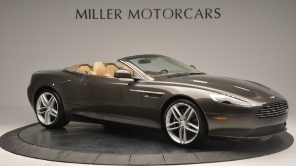 Used 2012 Aston Martin Virage Convertible for sale Sold at Aston Martin of Greenwich in Greenwich CT 06830 10