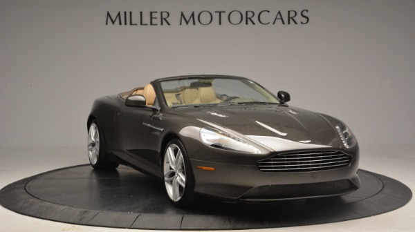 Used 2012 Aston Martin Virage Convertible for sale Sold at Aston Martin of Greenwich in Greenwich CT 06830 11