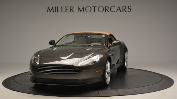 Used 2012 Aston Martin Virage Convertible for sale Sold at Aston Martin of Greenwich in Greenwich CT 06830 14