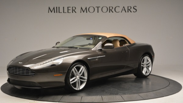 Used 2012 Aston Martin Virage Convertible for sale Sold at Aston Martin of Greenwich in Greenwich CT 06830 15