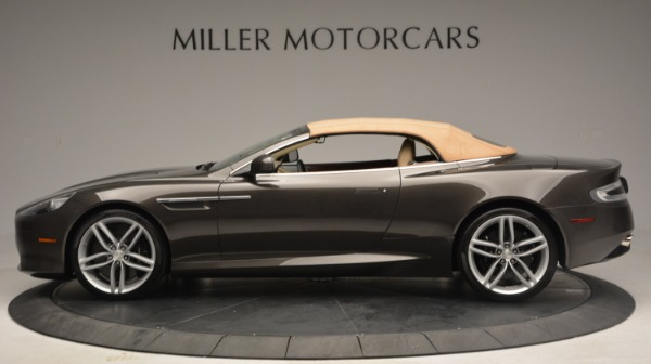 Used 2012 Aston Martin Virage Convertible for sale Sold at Aston Martin of Greenwich in Greenwich CT 06830 16