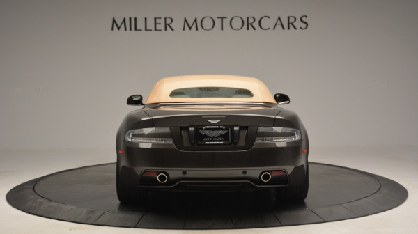 Used 2012 Aston Martin Virage Convertible for sale Sold at Aston Martin of Greenwich in Greenwich CT 06830 17