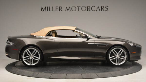 Used 2012 Aston Martin Virage Convertible for sale Sold at Aston Martin of Greenwich in Greenwich CT 06830 18