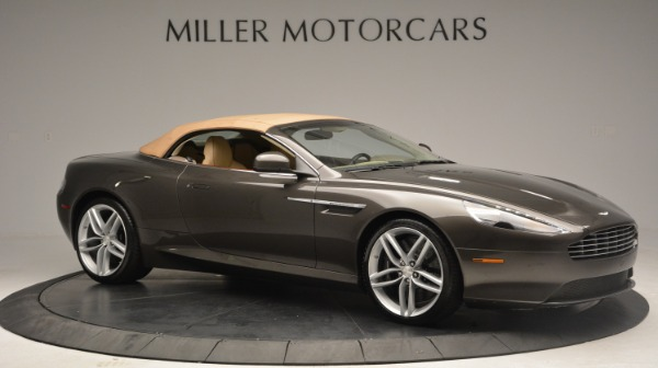 Used 2012 Aston Martin Virage Convertible for sale Sold at Aston Martin of Greenwich in Greenwich CT 06830 19