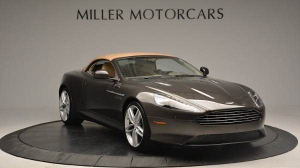 Used 2012 Aston Martin Virage Convertible for sale Sold at Aston Martin of Greenwich in Greenwich CT 06830 20