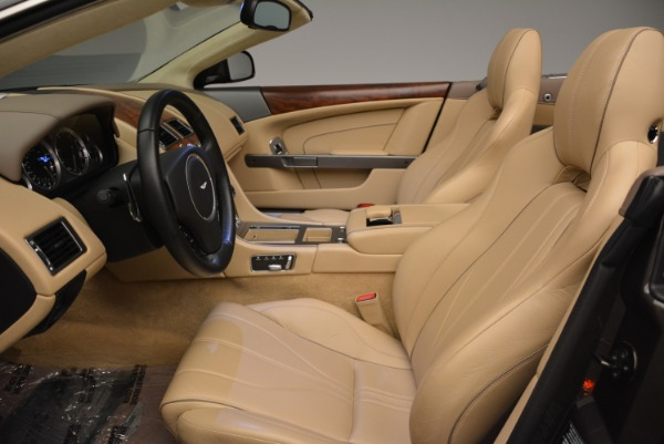 Used 2012 Aston Martin Virage Convertible for sale Sold at Aston Martin of Greenwich in Greenwich CT 06830 21