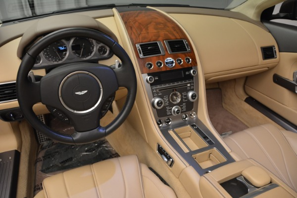 Used 2012 Aston Martin Virage Convertible for sale Sold at Aston Martin of Greenwich in Greenwich CT 06830 22