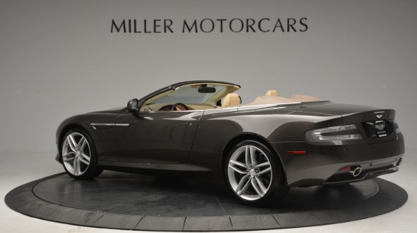 Used 2012 Aston Martin Virage Convertible for sale Sold at Aston Martin of Greenwich in Greenwich CT 06830 4