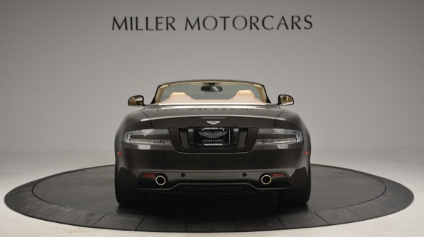 Used 2012 Aston Martin Virage Convertible for sale Sold at Aston Martin of Greenwich in Greenwich CT 06830 6