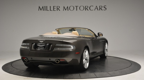 Used 2012 Aston Martin Virage Convertible for sale Sold at Aston Martin of Greenwich in Greenwich CT 06830 7