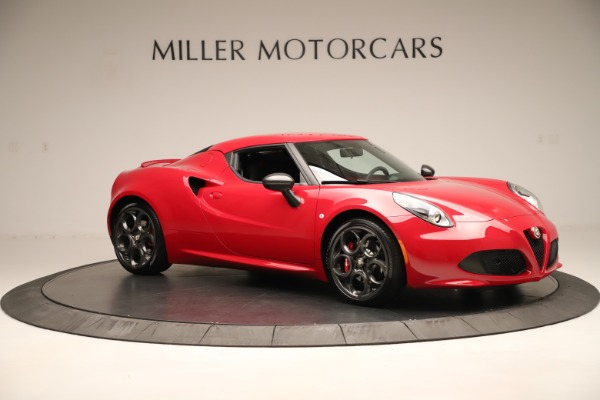 Used 2015 Alfa Romeo 4C for sale Sold at Aston Martin of Greenwich in Greenwich CT 06830 10