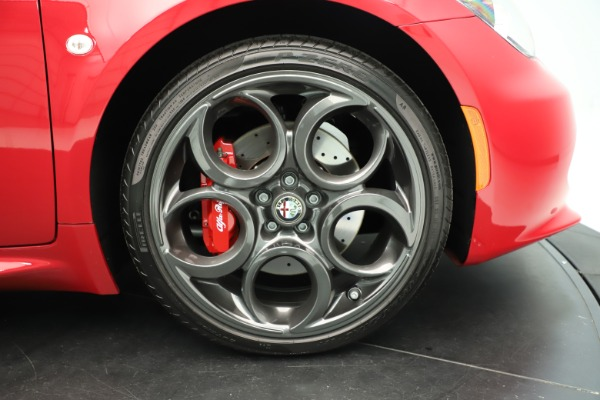 Used 2015 Alfa Romeo 4C for sale Sold at Aston Martin of Greenwich in Greenwich CT 06830 13