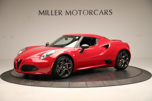 Used 2015 Alfa Romeo 4C for sale Sold at Aston Martin of Greenwich in Greenwich CT 06830 2