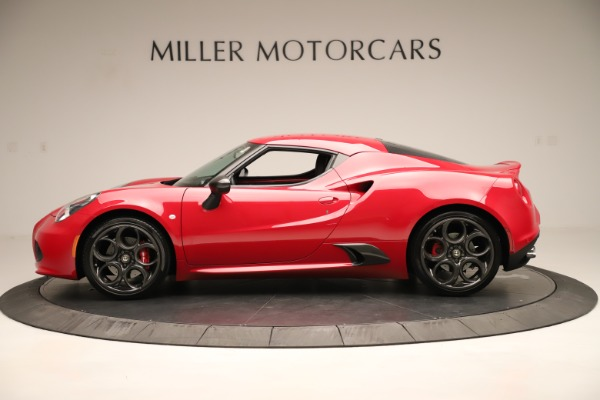 Used 2015 Alfa Romeo 4C for sale Sold at Aston Martin of Greenwich in Greenwich CT 06830 3
