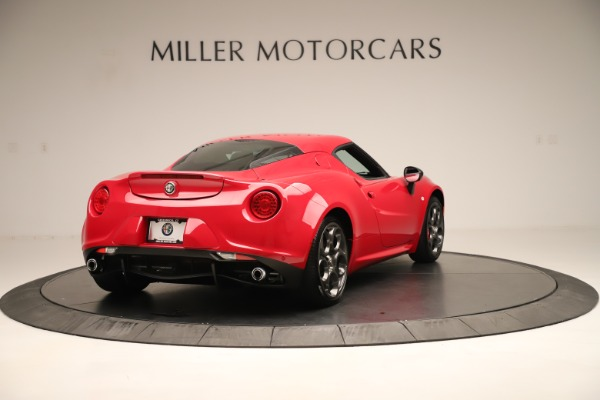 Used 2015 Alfa Romeo 4C for sale Sold at Aston Martin of Greenwich in Greenwich CT 06830 7
