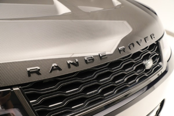 Used 2019 Land Rover Range Rover Sport SVR for sale Sold at Aston Martin of Greenwich in Greenwich CT 06830 24