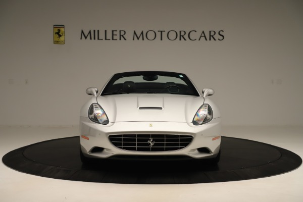 Used 2014 Ferrari California 30 for sale Sold at Aston Martin of Greenwich in Greenwich CT 06830 12