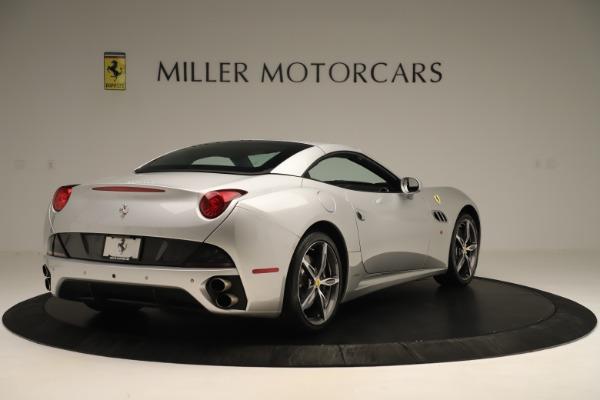 Used 2014 Ferrari California 30 for sale Sold at Aston Martin of Greenwich in Greenwich CT 06830 16