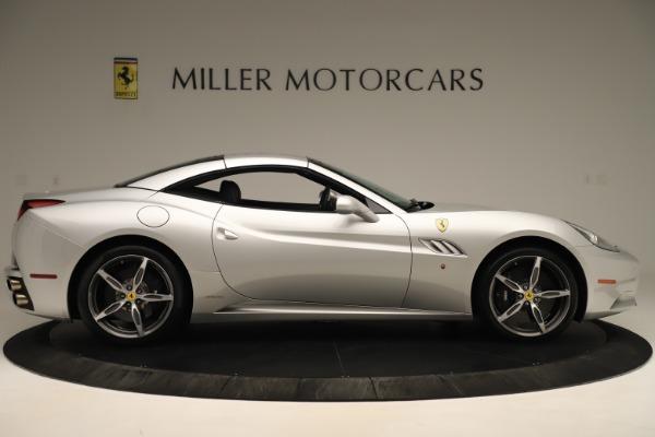 Used 2014 Ferrari California 30 for sale Sold at Aston Martin of Greenwich in Greenwich CT 06830 17