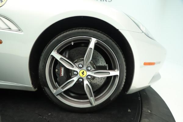 Used 2014 Ferrari California 30 for sale Sold at Aston Martin of Greenwich in Greenwich CT 06830 19
