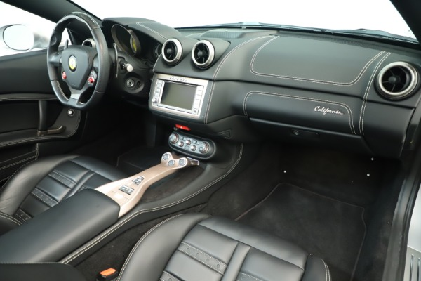 Used 2014 Ferrari California 30 for sale Sold at Aston Martin of Greenwich in Greenwich CT 06830 25