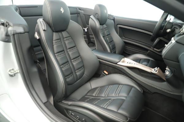 Used 2014 Ferrari California 30 for sale Sold at Aston Martin of Greenwich in Greenwich CT 06830 27