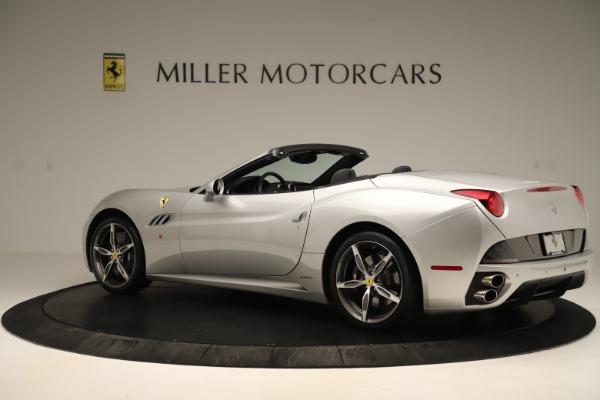 Used 2014 Ferrari California 30 for sale Sold at Aston Martin of Greenwich in Greenwich CT 06830 4