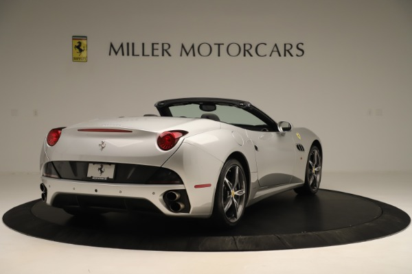 Used 2014 Ferrari California 30 for sale Sold at Aston Martin of Greenwich in Greenwich CT 06830 7