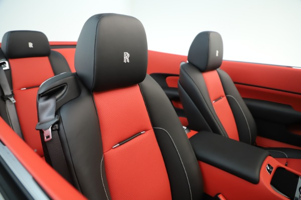 Used 2019 Rolls-Royce Dawn for sale $309,900 at Aston Martin of Greenwich in Greenwich CT 06830 20