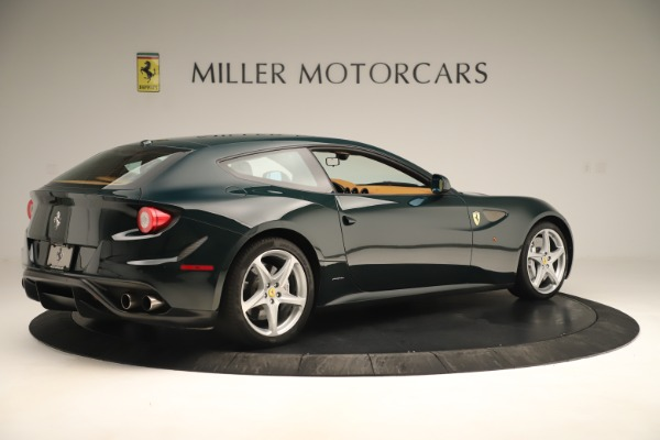Used 2012 Ferrari FF for sale Sold at Aston Martin of Greenwich in Greenwich CT 06830 8
