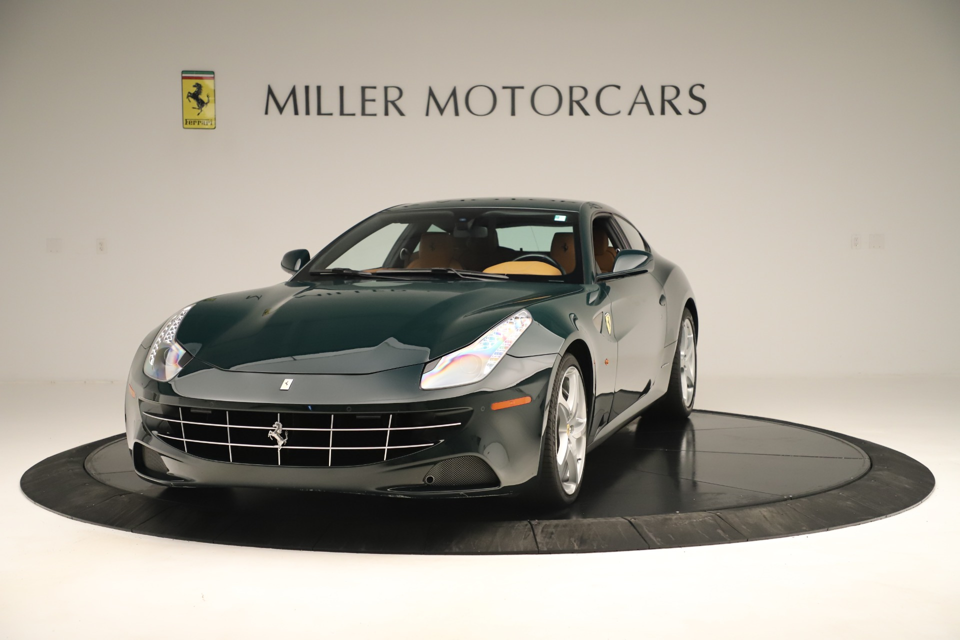 Used 2012 Ferrari FF for sale Sold at Aston Martin of Greenwich in Greenwich CT 06830 1