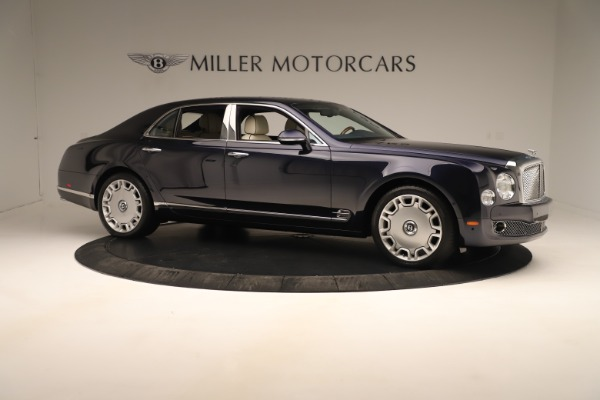 Used 2016 Bentley Mulsanne for sale $146,900 at Aston Martin of Greenwich in Greenwich CT 06830 10