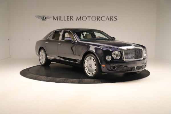 Used 2016 Bentley Mulsanne for sale $146,900 at Aston Martin of Greenwich in Greenwich CT 06830 11