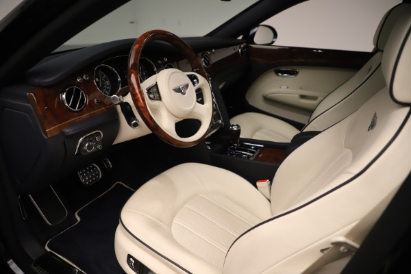 Used 2016 Bentley Mulsanne for sale $146,900 at Aston Martin of Greenwich in Greenwich CT 06830 17
