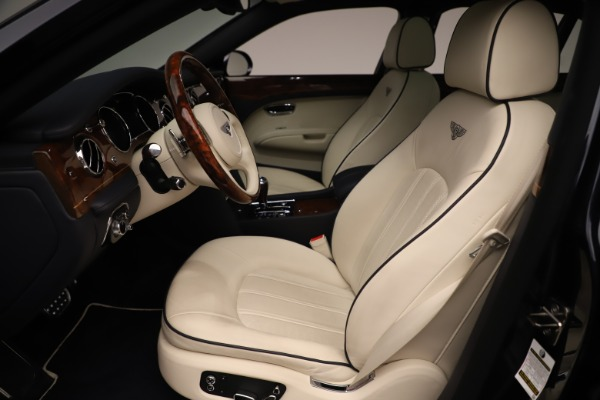Used 2016 Bentley Mulsanne for sale $146,900 at Aston Martin of Greenwich in Greenwich CT 06830 18