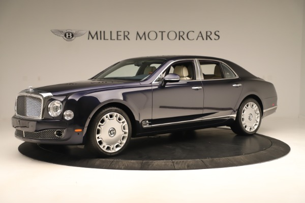 Used 2016 Bentley Mulsanne for sale $146,900 at Aston Martin of Greenwich in Greenwich CT 06830 2