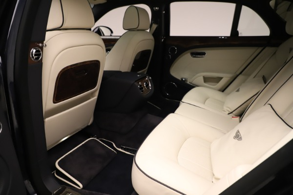 Used 2016 Bentley Mulsanne for sale $146,900 at Aston Martin of Greenwich in Greenwich CT 06830 21