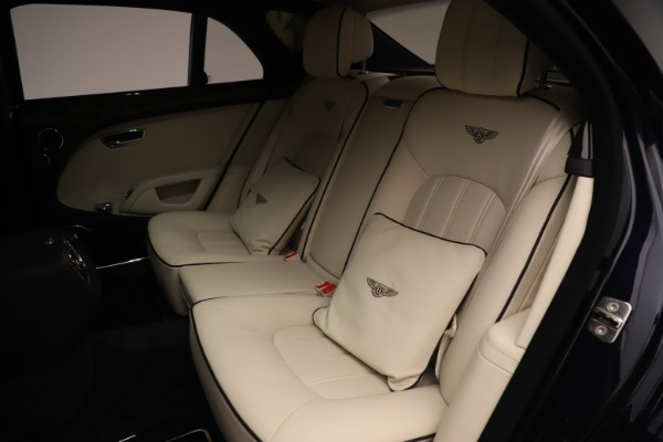 Used 2016 Bentley Mulsanne for sale $146,900 at Aston Martin of Greenwich in Greenwich CT 06830 22
