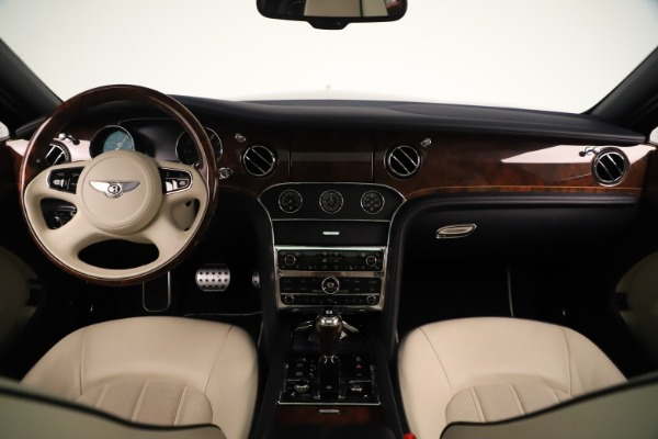 Used 2016 Bentley Mulsanne for sale $146,900 at Aston Martin of Greenwich in Greenwich CT 06830 23