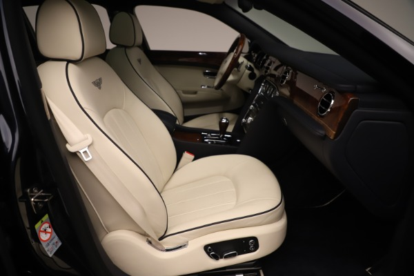 Used 2016 Bentley Mulsanne for sale $146,900 at Aston Martin of Greenwich in Greenwich CT 06830 26