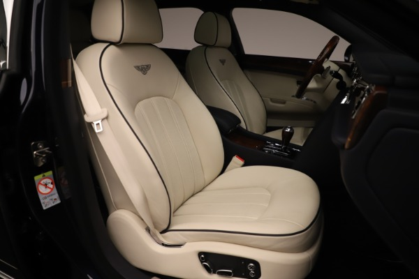 Used 2016 Bentley Mulsanne for sale $146,900 at Aston Martin of Greenwich in Greenwich CT 06830 27