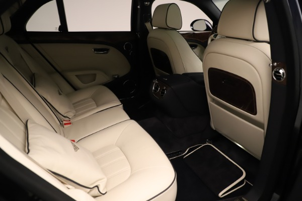 Used 2016 Bentley Mulsanne for sale $146,900 at Aston Martin of Greenwich in Greenwich CT 06830 28