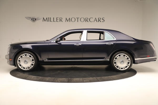 Used 2016 Bentley Mulsanne for sale $146,900 at Aston Martin of Greenwich in Greenwich CT 06830 3