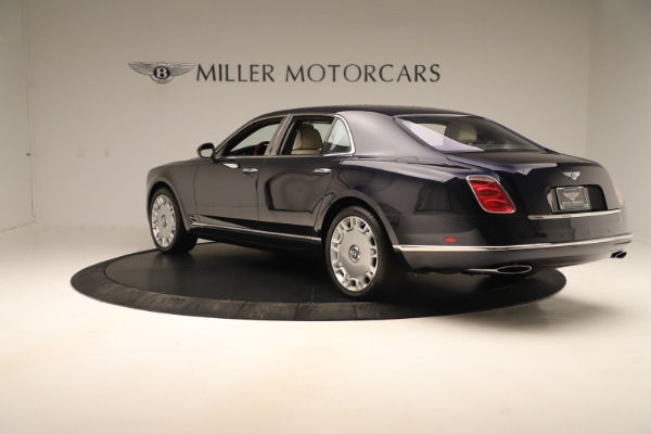 Used 2016 Bentley Mulsanne for sale $146,900 at Aston Martin of Greenwich in Greenwich CT 06830 5
