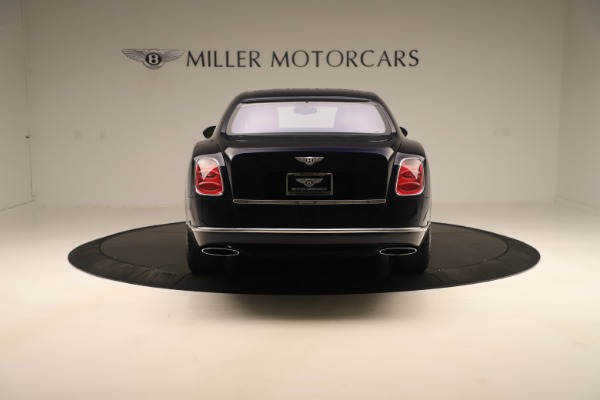 Used 2016 Bentley Mulsanne for sale $146,900 at Aston Martin of Greenwich in Greenwich CT 06830 6